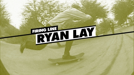 Firing Line: Ryan Lay