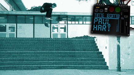 Time Bomb: Paul Hart