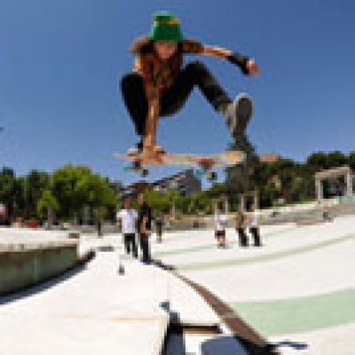 Emerica in Madrid: Part 2