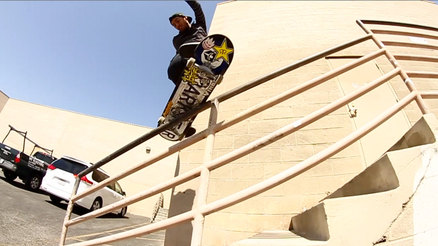 "Kelvin Hoefler's ""Green Card"" Part"
