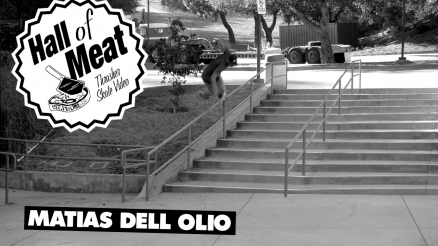 Hall Of Meat: Matias Dell Olio