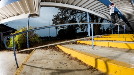 "Silas Baxter-Neal's ""Away Days"" Part"