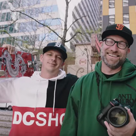 DC Shoes: Kalis X Blabac - Yours For The Taking
