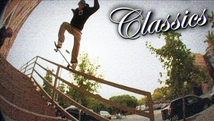 "Classics: Wes Kremer's ""Skateboarding Is Forever"" Part"