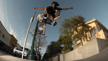 "Cyril Jackson's ""Afterburner"" Part"