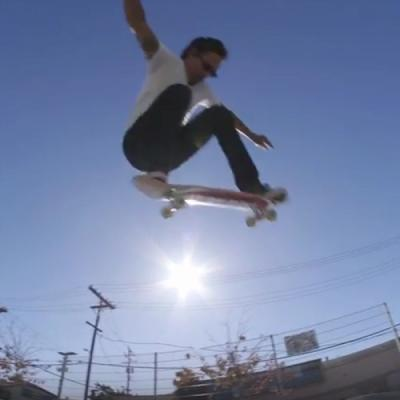 Converse Cons Welcomes Tommy Guerrero