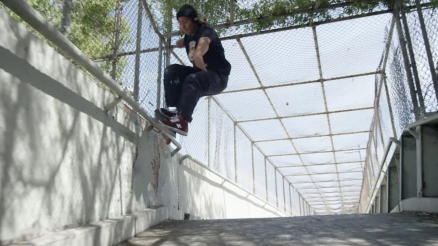 "Rough Cut: Franky Villani's ""Tricolor"" Part"