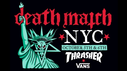 <span class='eventDate'>October 05, 2018 - October 06, 2018</span><style>.eventDate {font-size:14px;color:rgb(150,150,150);font-weight:bold;}</style><br />Death Match NYC 2018 RSVP Now