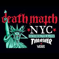 Death Match NYC 2018 RSVP Now