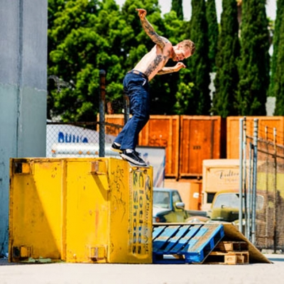 "Anthony Van Engelen's ""Propeller"" Interview"