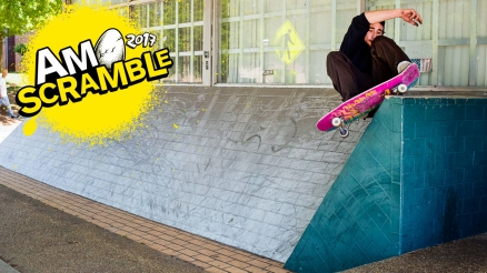 "Rough Cut: Erick Winkowski's ""Am Scramble"" Footage"