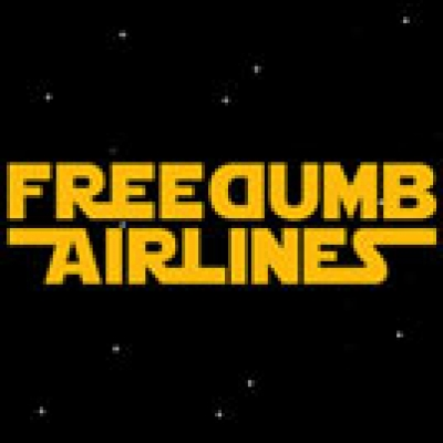 The Freedumb Airlines commercial