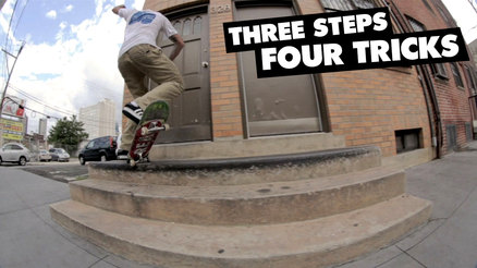 Jake Donnelly: Three Steps Four Tricks