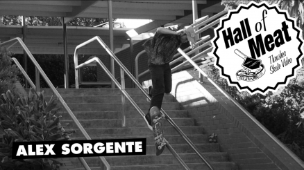 Hall Of Meat: Alex Sorgente