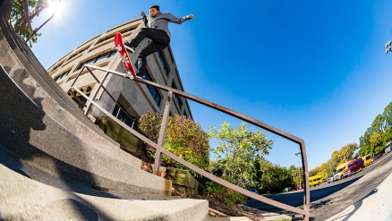 "Rough Cut: Chaz Ortiz's ""Metropolis"" Part"