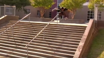 Zero Skateboards: Chris Wimer Skates Impact Light