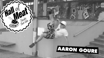 Hall of Meat: Aaron Goure