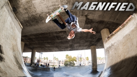 Magnified: Chris Cope