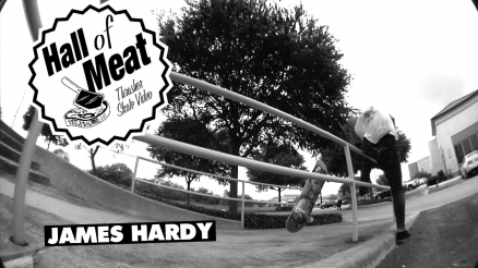 Hall Of Meat: James Hardy