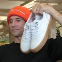 Lakai Footwear Pure Gass