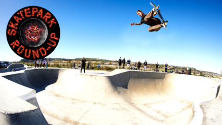 Skatepark Round-Up: Madness