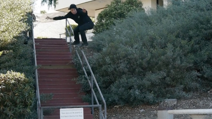 "Alex Willms' ""Death or Glory"" Part"