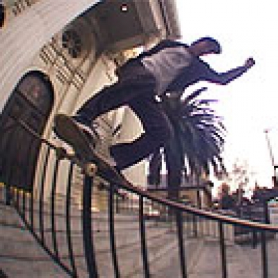 "Joey Guevara's ""Atlas"" Part"