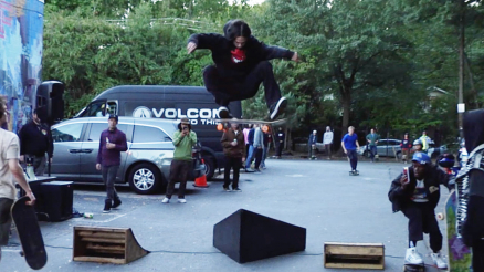 "Volcom's ""GTXX - DOWN SOUTH IN HELL"" ATL Premiere"