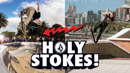 "Grant Taylor and Collin Provost's ""Holy Stokes!"" Part"