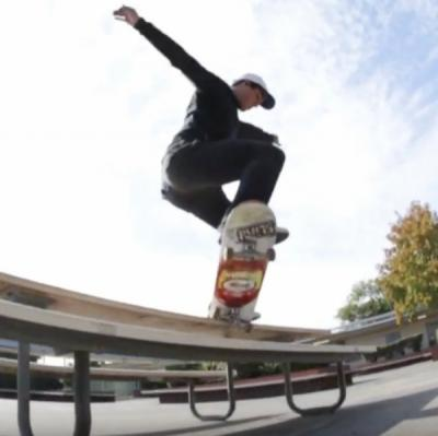 Zach Doelling for Bones Bearings