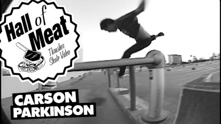 Hall Of Meat: Carson Parkinson