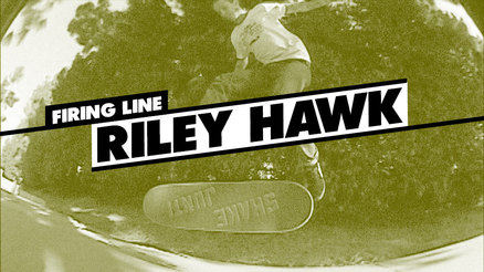 Firing Line: Riley Hawk