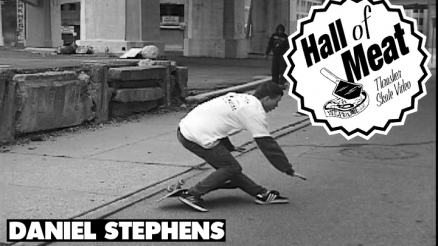 Hall Of Meat: Daniel Stephens