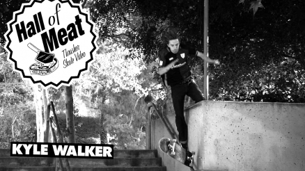 Hall Of Meat: Kyle Walker