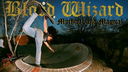 "Jerry Gurney's ""Mythical And Magical"" Part"