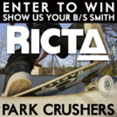 Ricta Backside Smith Contest