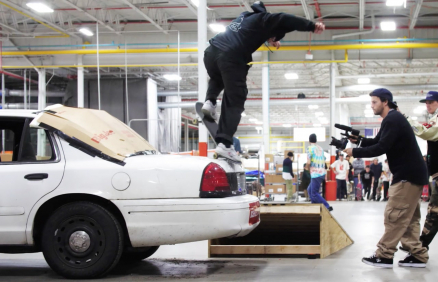 DC Shoes: Kalis S Shoe Event