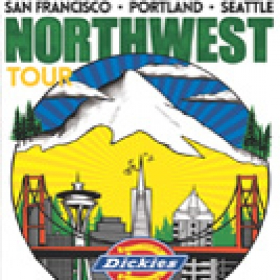 Dickies Northwest Tour