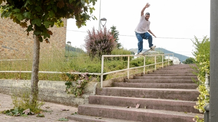"Rough Cut: Tiago Lemos' ""DC Promo"" Part"