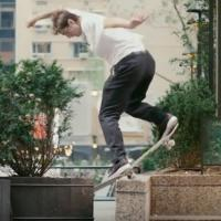 Jake Johnson for Converse Cons