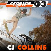 CJ Collins for Bronson Speed Co.