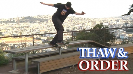 "Adam Taylor's ""Thaw and Order"" Part"