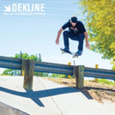 James Hardy on Dekline