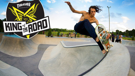 King of the Road 2014: Episode 4