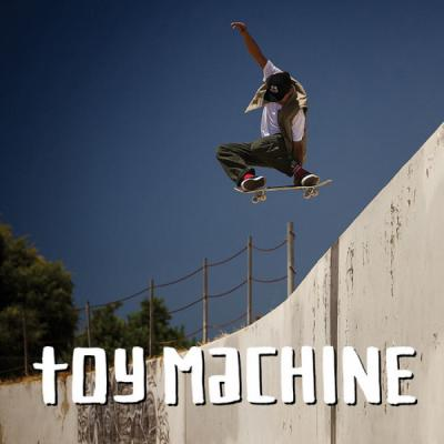 Toy Machine x RVCA