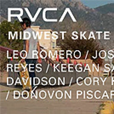 RVCA Midwest Tour