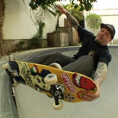 Eric Dressen and the Belleza Deck