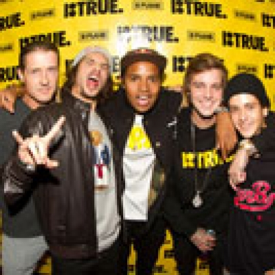 "Plan B's ""True"" Premiere Photos"