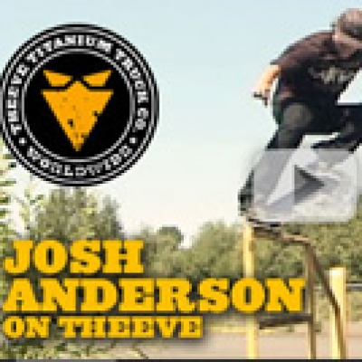 Josh Anderson On Theeve