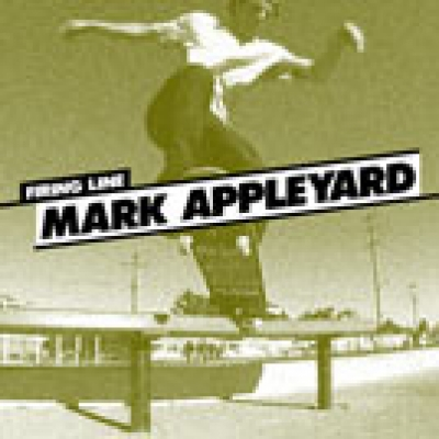 Firing Line: Mark Appleyard